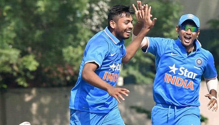 India U-19 register second win, beat Afghanistan