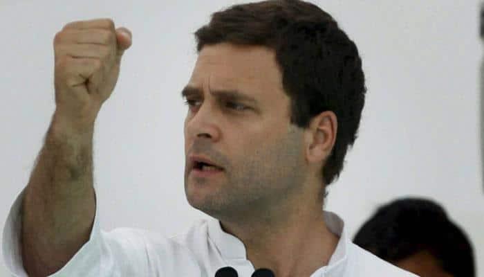 Bengaluru girls embarrass Rahul Gandhi