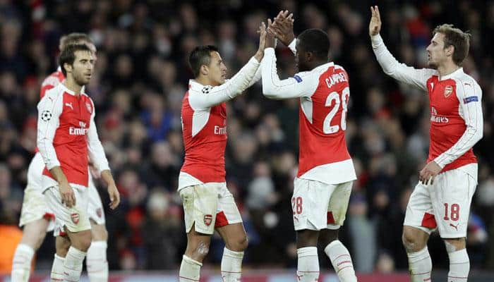 EPL 2015-16: Arsenal miss out on joining leaders, Spurs hold Chelsea