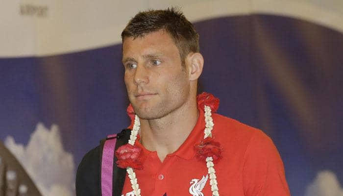 James Milner eyeing first trophy with improving Liverpool