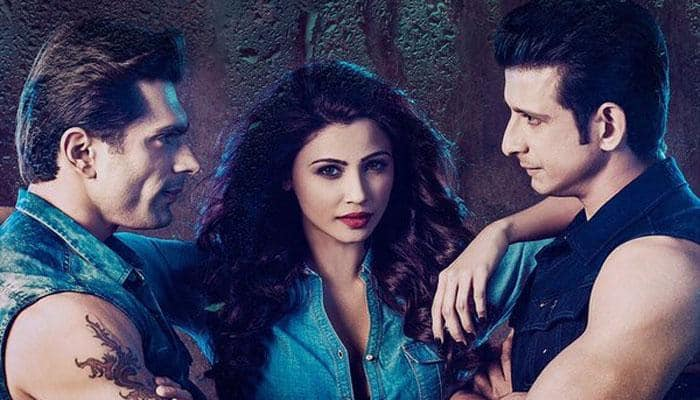 Sharman Joshi's daughter not happy with his role in 'Hate Story 3'