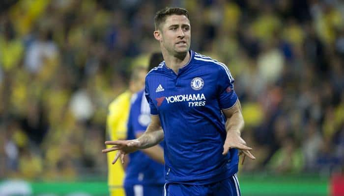 Gary Cahill extends Chelsea stay until 2019