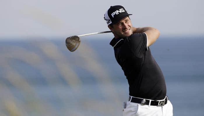 Australian PGA Championship: Sweden's David Lingmerth leads at halfway