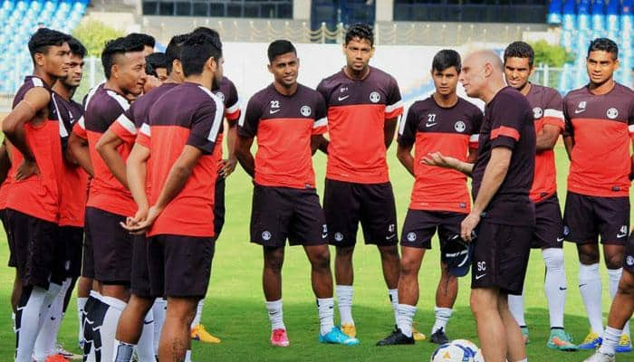 State league, U-19 players called for Indian football camp