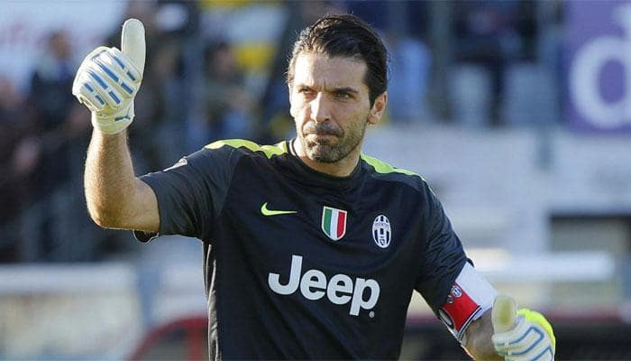 Juventus captain Buffon bellows war-cry to Serie A rivals