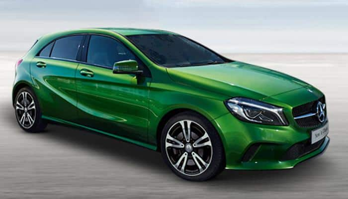 New Mercedes A180 Sport launched; priced at Rs 24.95 lakh