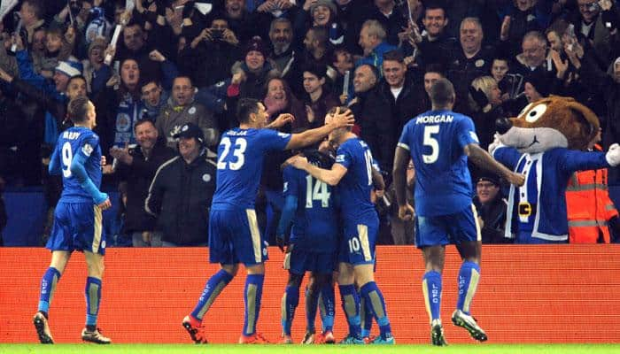 More misery for Jose Mourinho as Leicester reclaim top spot