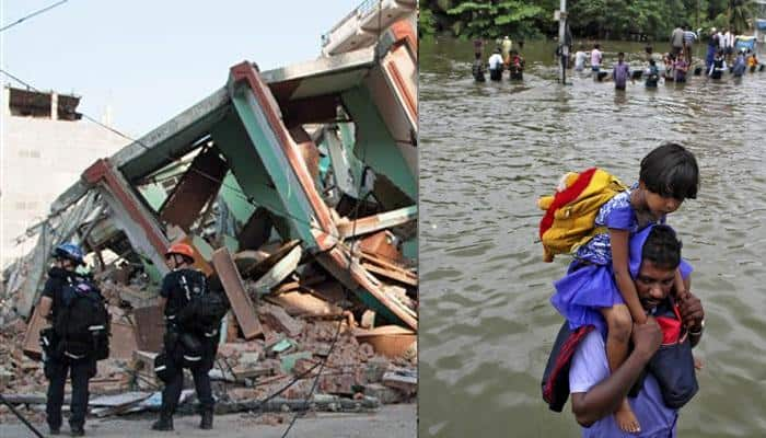 Year ender: Five worst natural calamities that shook the world in 2015
