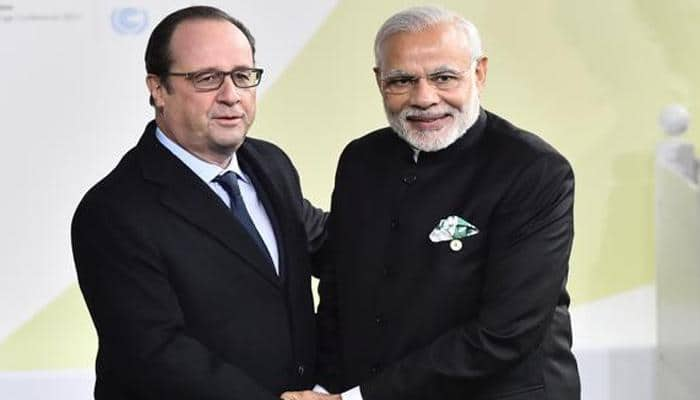 Confirmed! France President Francois Hollande to be chief guest at Republic Day