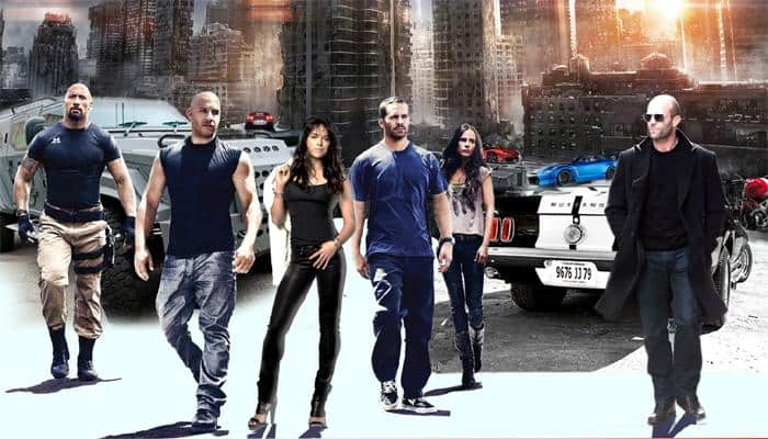 'Fast & Furious 7' named the most mistake-filled movie of 2015