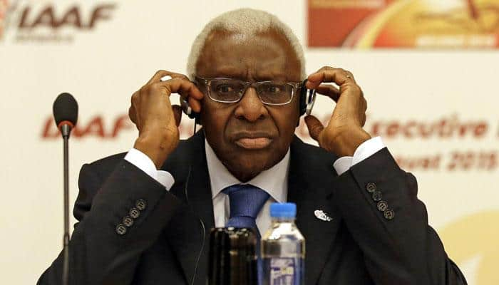 Former IAAF president Lamine Diack admits asking Russia for EUR 1.5m for political campaign