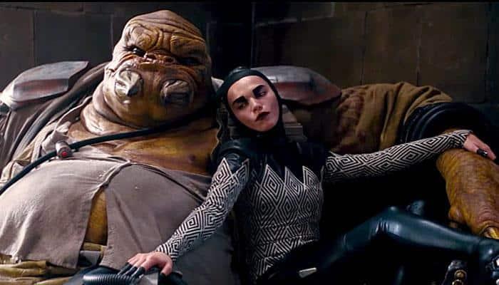 Marshall congratulates 'Star Wars' on beating 'Jurassic World'