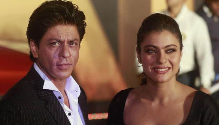 Shah Rukh Khan-Kajol's romantic chemistry through the years- In Pics