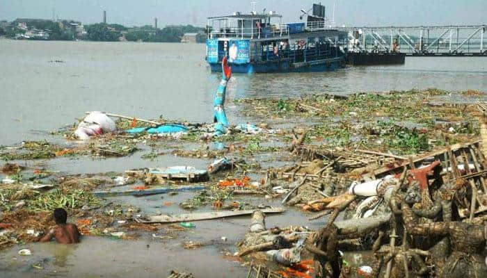 Surface cleaning of Ganga to commence from next month