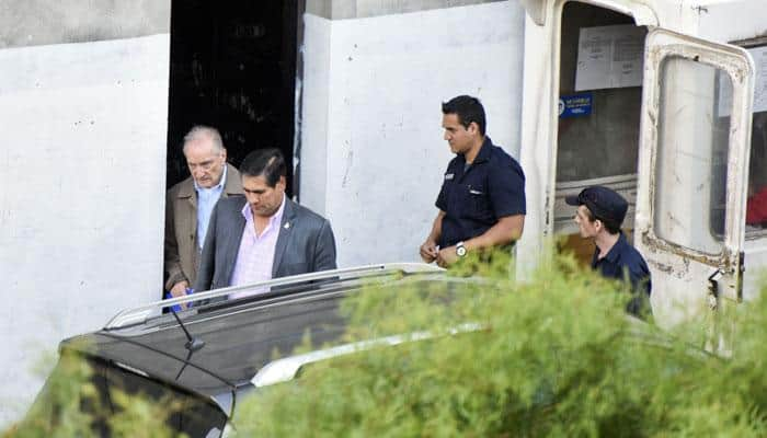 Eugenio Figueredo bribes paid `for decades`, claims prosecutor