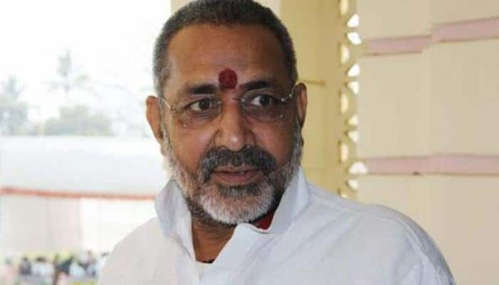 Engineers' murder: Jungle Raj back in Bihar, says BJP leader Giriraj Singh