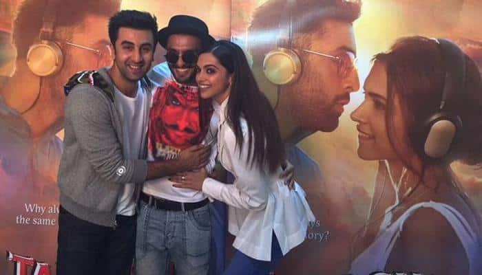 Deepika Padukone finds comparison between Ranveer and Ranbir 'silly'!