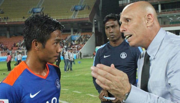 SAFF Cup 2015: Record-breaking Lallianzuala Chhangte powers India into semi-final