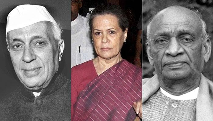 'Sonia Gandhi's father was fascist soldier, Nehru to be blamed for Kashmir situation'