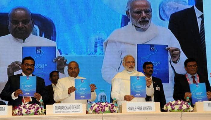 Financial inclusion government's key focus; given Rs 50,000 crore under MUDRA: PM Modi