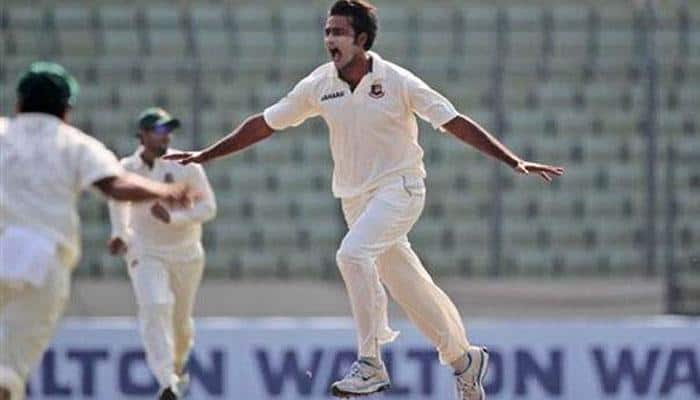 Bangladesh cricketer Shahadat Hossain faces 14-year jail term for torturing 11-year-old maid