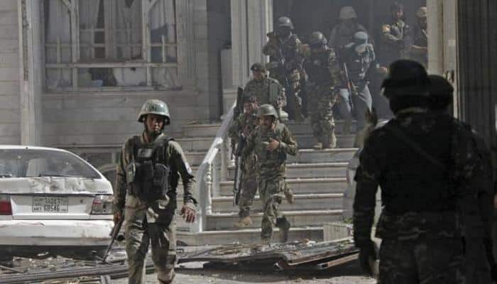 Indian consulate in Afghanistan's Mazar-i-Sharif attacked, two gunmen killed