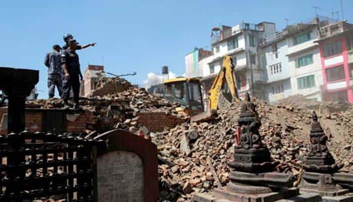 At least six dead, several injured as 6.7 magnitude earthquake jolts northeast India
