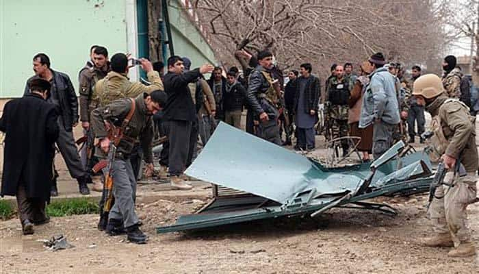 Afghan forces besiege insurgents near Indian consulate in Mazar