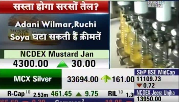 Kitchen expenses to ease further; mustard oil price expected to come down