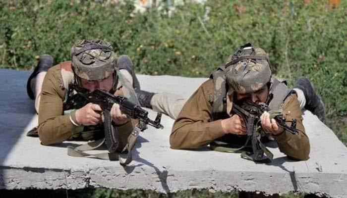 Militants attack CRPF camp in Anantnag, three jawans injured