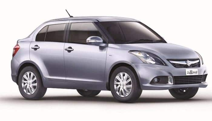 Maruti launches DZire with auto gear shift at Rs 8.39 lakh