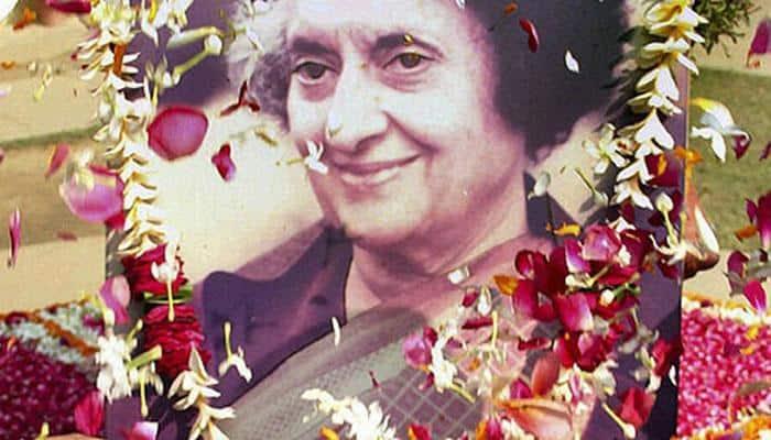 Bihar govt website calls Indira Gandhi's rule worse than British; Congress enraged