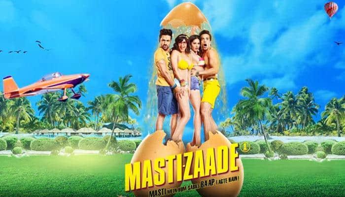 Sunny Leone's naughty 'Ande Ka Funda' 'Mastizaade' motion poster - Watch