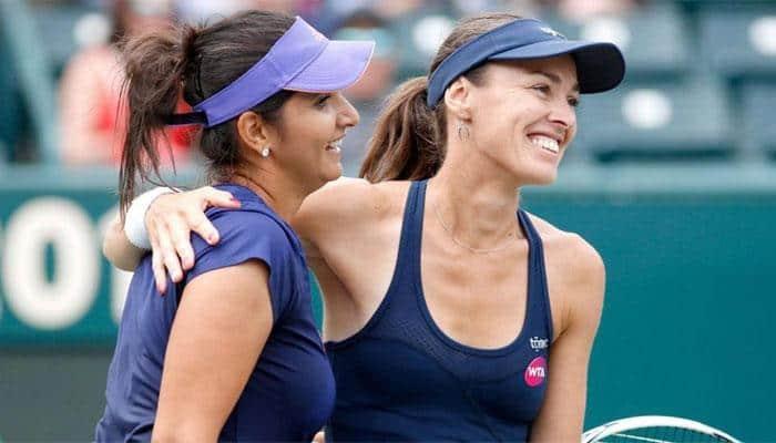 Sania Mirza-Martina Hingis win 29th consecutive match, surpass record set by Gigi Fernandez-Natasha Zvereva in 1994