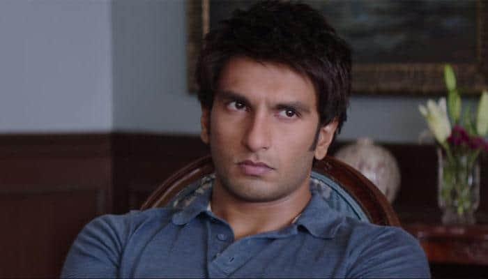 'Bajirao' Ranveer Singh tells tale of being a bully in school!
