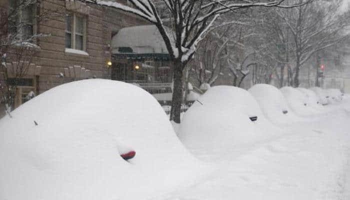 'Snowzilla' kills 25 in US as Washington struggles to rebound