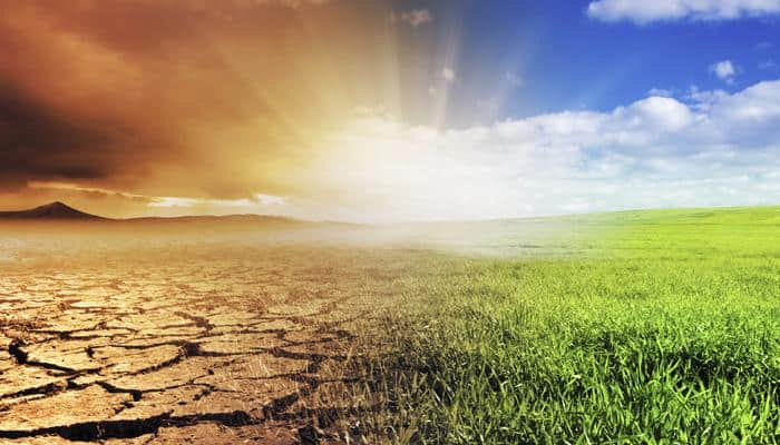 Record warm years 'almost certainly' due to man-made climate change