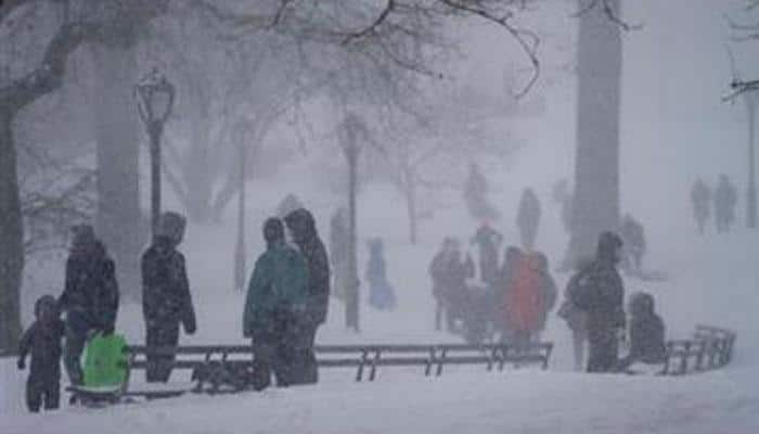 Cold snap hits east Asia, blamed for more than 65 deaths