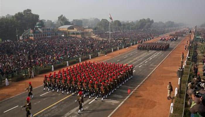 India celebrates its 67th Republic Day today; PM Narendra Modi salutes Dr Ambedkar