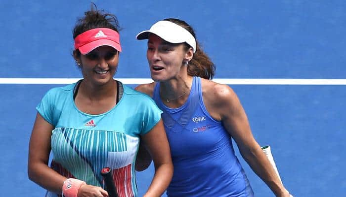 Aus Open, Day 9: Sania Mirza celebrates Padma Bhushan award with 34th consecutive doubles win