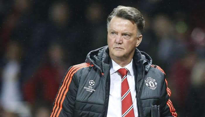 Manchester United FC: Media has sacked me three times already, says Louis van Gaal