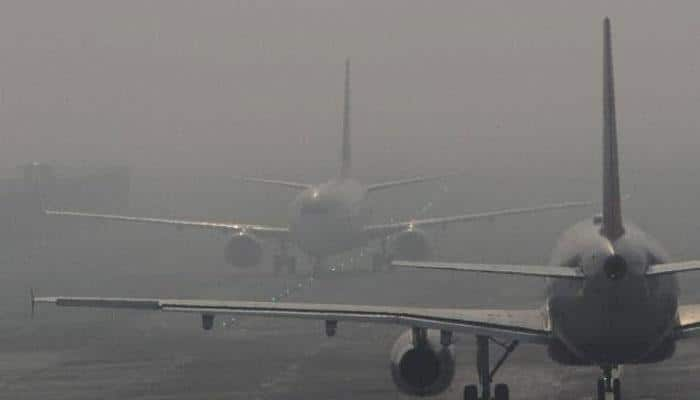 Fog makes a return in Delhi; air, rail traffic hit