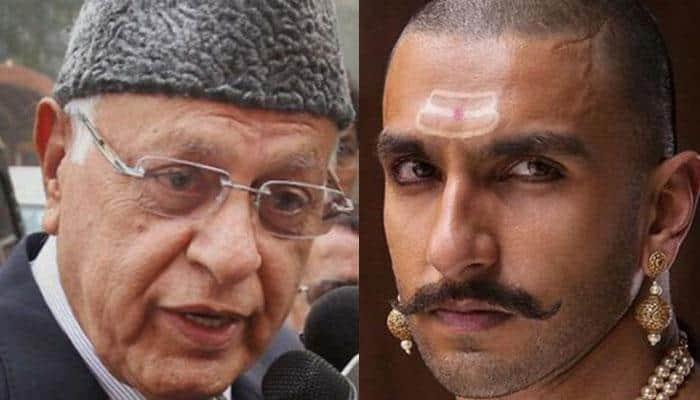 WATCH: When ex-J&K CM Farooq Abdullah outdanced 'Bajirao' Ranveer Singh on tunes of 'Malhari'