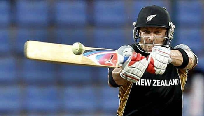Retiring Brendon McCullum becomes 3rd New Zealand player to score 6000 runs in ODI