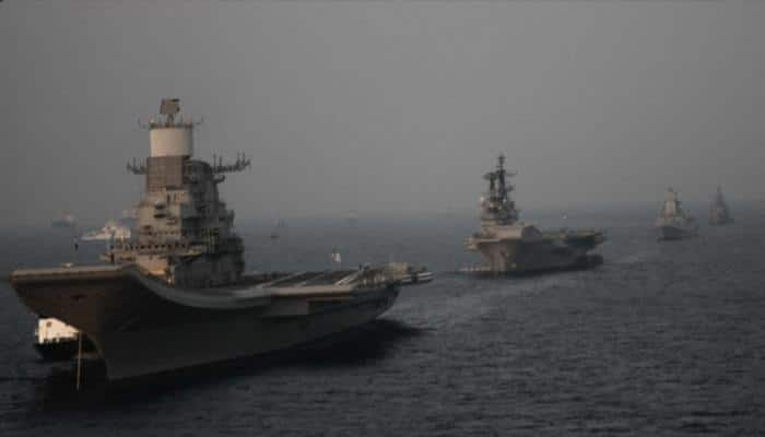 India shows Naval prowess at International Fleet Review – See pics