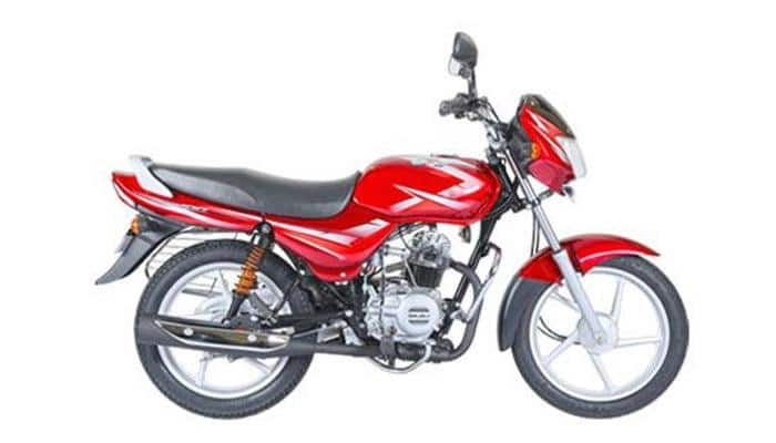 Bajaj launches entry-level bike CT100B for Rs 30,990