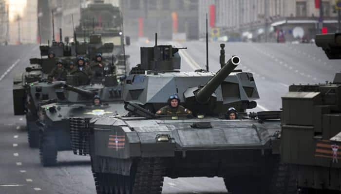 Russia could overrun two European nations in 60 hours, warns US think tank