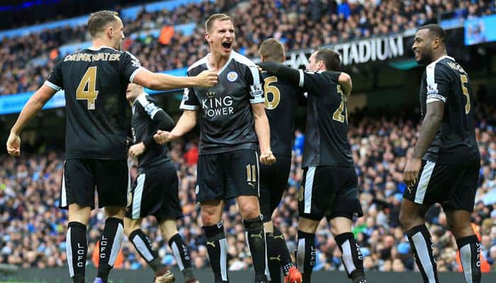 EPL: Robert Huth sends Leicester City FC five points clear, Tottenham Hotspur go second