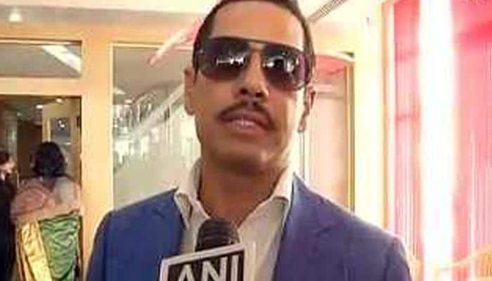 Odd-even formula is useless for controlling pollution, says Robert Vadra