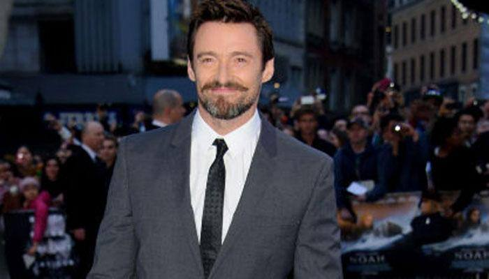 Hugh Jackman treated for skin cancer on nose again